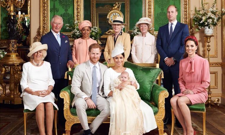 Kate, Meghan, William, Harry: Δες πώς θα είναι γερασμένοι στα 70 τους χρόνια