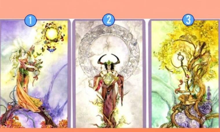 Ανησυχείς για το αύριο; Διάλεξε 1 από τις 3 κάρτες και πάρε την απάντηση που ψάχνεις!