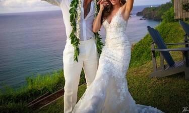 Μυστικός γάμος στη showbiz-Παντρεύτηκε την επί 11 χρόνια σύντροφό του & το ανακοίνωσε στο Instagram