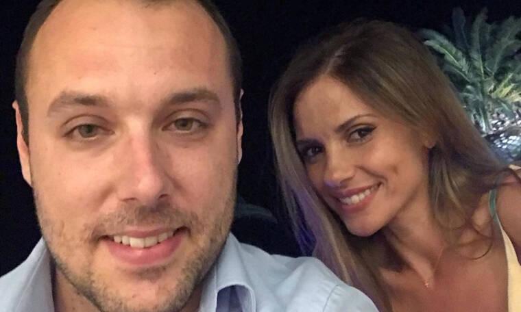 Ελένη Καρποντίνη - Βασίλης Λιάτσος: Ο γιος τους είχε γενέθλια! Δείτε φώτο από το πάρτι του (pics)