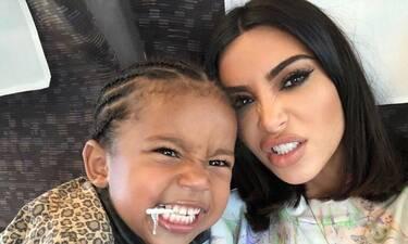 Kim Kardashian: Το βίντεο με την κόρη της που σοκάρει και δεν περιμέναμε να δούμε με τίποτα (video)