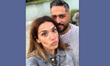 Βάσω Λασκαράκη: Η τρυφερή αγκαλιά στον σύζυγό της και η ερωτική εξομολόγηση (photos)