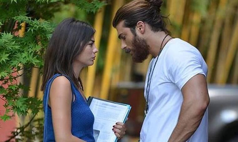 Φτερωτός Θεός: Η Σανέμ δηλώνει στον Τζον ότι τον αγαπά! (photos)