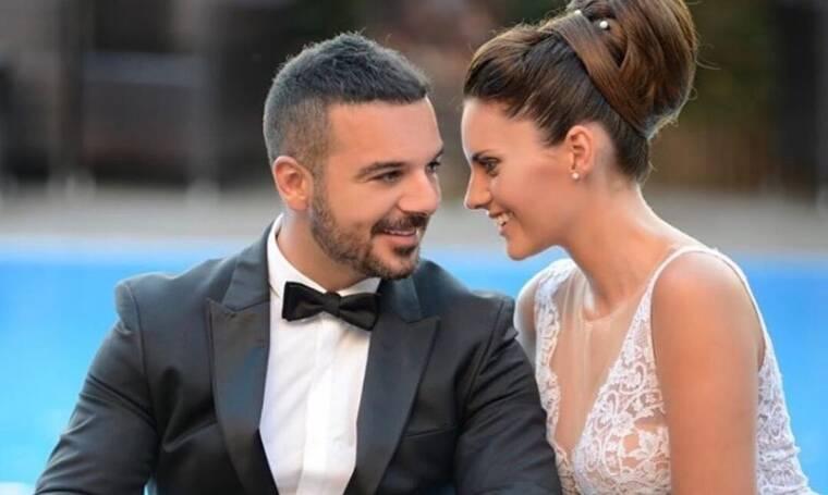 Επέτειος γάμου για τον Τριαντάφυλλο- Το τρυφερό μήνυμα του τραγουδιστή (Photos)