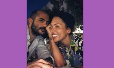 Ηλιάκη - Μανουσάκης: Οι ρομαντικές στιγμές τους στην Κρήτη (Photos)
