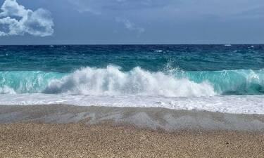 Φρίκη στη Χαλκιδική: «Πάγωσαν» όλοι με αυτό που είδαν στην παραλία (pics)