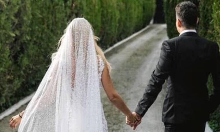 Έλενα Ράπτη: Οι νέες φωτογραφίες από τον γάμο της και το δημόσιο «ευχαριστώ» (photos)