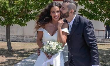 Η Στικούδη γιορτάζει την πρώτη επέτειο γάμου της και ανέβασε το πιο τρυφερό ποστ! (photos)