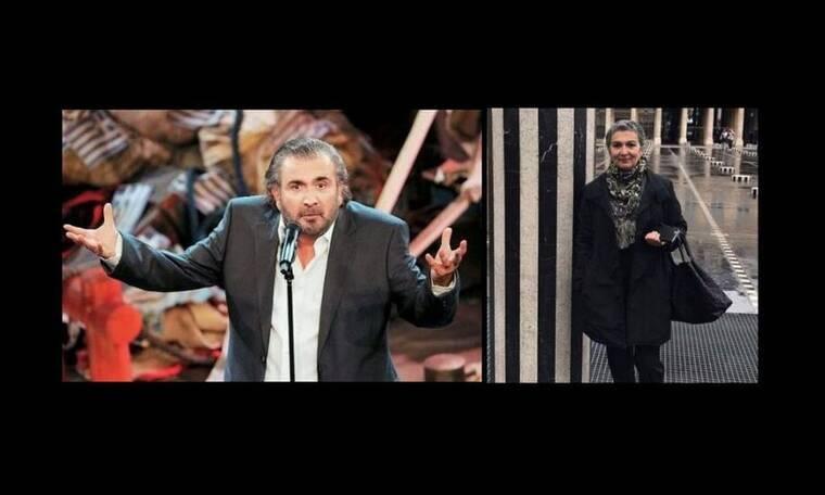 Λάκης Λαζόπουλος: Ράγισαν καρδιές τα λόγια του στην εξόδιο ακολουθία της γυναίκας του, Τασούλας