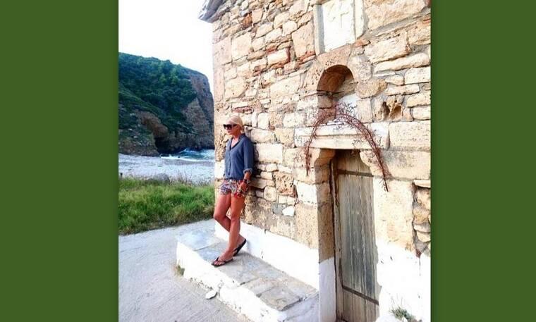 Μαρία Μπακοδήμου: Η πιο υπέροχη φώτο από τις διακοπές της, που δεν πρέπει να χάσεις!