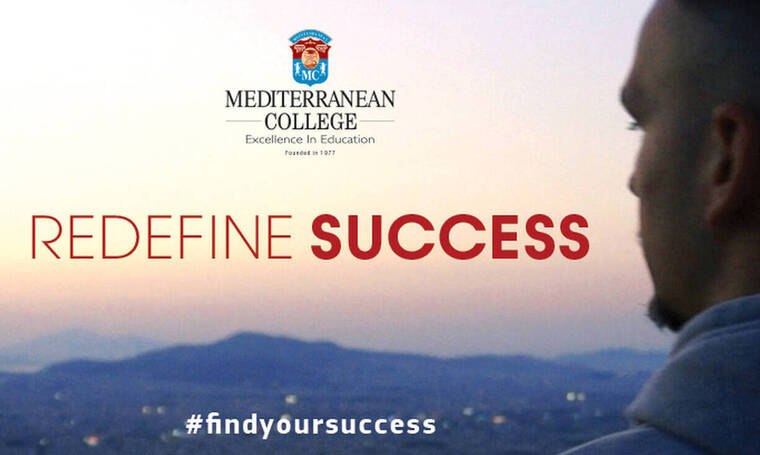 Mediterranean College - REDEFINE SUCCESS: Σπούδασε στο 1o Πανεπιστημιακό Κολλέγιο στην Ελλάδα