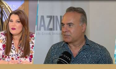 Φώτης Σεργουλόπουλος: Αυτό είναι το παιχνίδι που θα παρουσιάσει στον Alpha (Video)