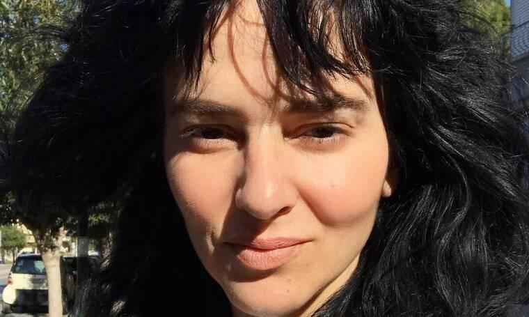 GNTM:Η Ζενεβιέβ Μαζαρί όπως δεν την έχετε ξαναδεί - Πόζαρε με ξανθό μαλλί & μας άφησε άφωνους (pics)