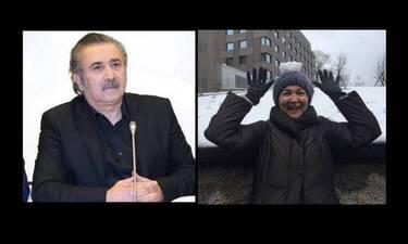 Λάκης Λαζόπουλος: Σε κλίμα οδύνης η κηδεία της γυναίκας του, Τασούλας στη Δράμα