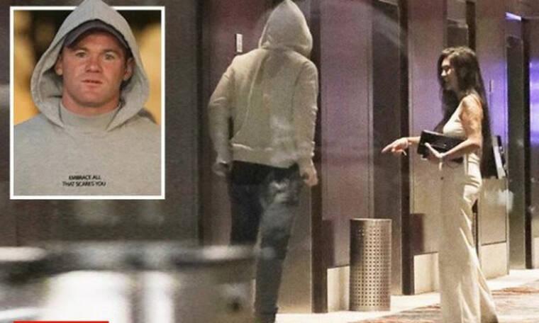 Νέο ροζ σκάνδαλο για Ρούνεϊ: η ερωτική βραδιά σε δωμάτιο ξενοδοχείου με άγνωστη γυναίκα (pics)