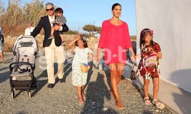 Τσιμτσιλή - Σοφός: Οι πιο όμορφες οικογενειακές φωτογραφίες που αξίζει να δεις!