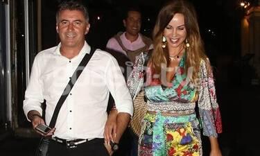 Θοδωρής Ζαγοράκης - Ιωάννα Λίλη: Ποιος είπε ότι ο γάμος σκοτώνει τον έρωτα; (photos)