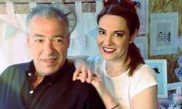 Φαίη Μαυραγάνη: «Κυρίως τον σύζυγό μου πλησιάζουν. Εκείνος είναι ο σταρ της οικογένειας»