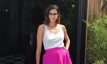 Άννα Μαρία Παπαχαραλάμπους: Έχει γενέθλια και μας δείχνει την εντυπωσιακή τούρτα της (photos)