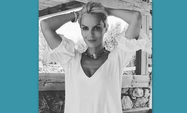 Ξέσπασε η Έλενα Χριστοπούλου: «Γίνομαι 44 χρονών, είμαι περήφανη για το σώμα μου…»