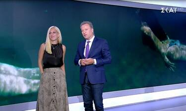 Παντρεύεται γνωστή δημοσιογράφος και παρουσιάστρια- Η ανακοίνωση του γάμου on air!  (Video)