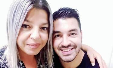 Στέλλα Νικολάου: Το τρυφερό μήνυμα της μητέρας του Ζάρλα στον σύζυγό της