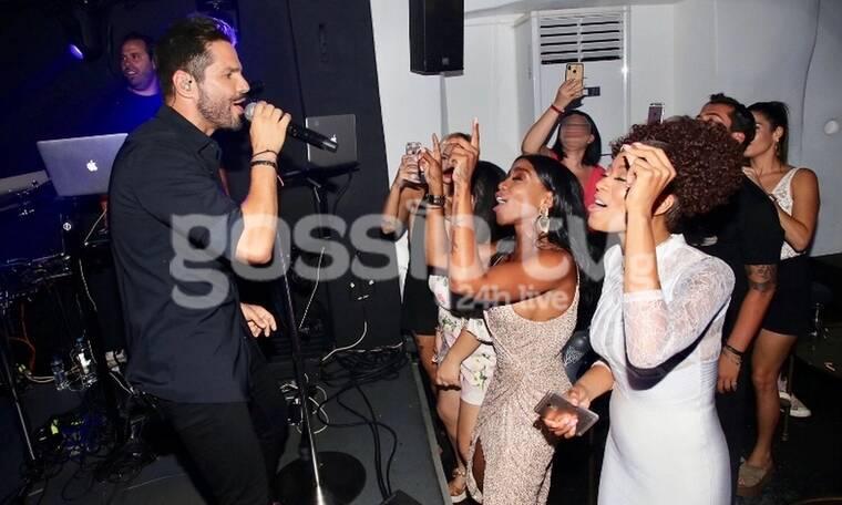 Λαμπερό party γενεθλίων στη Μύκονο! (photos)