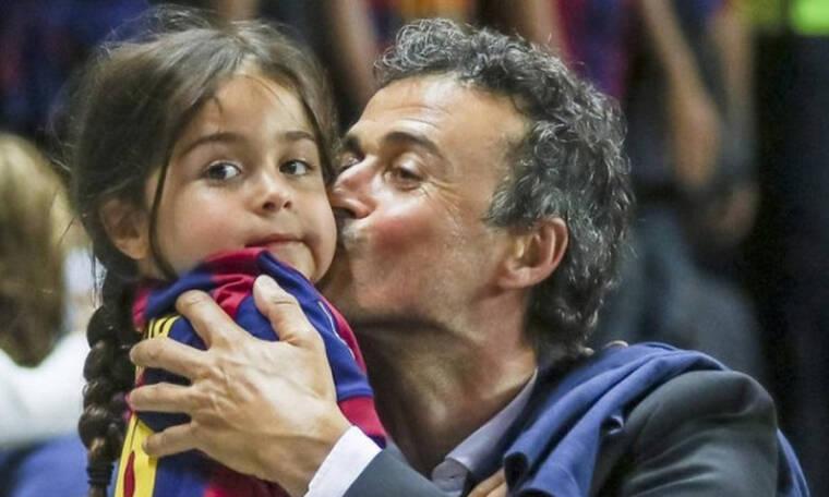 Σπαρακτικά μηνύματα συμπαράστασης στον Λουίς Ενρίκε για τον θάνατο της κόρης του (pics)