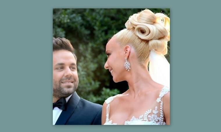 Παντελιδάκη-  Γιαννιάς: Επέτειος γάμου για το ζευγάρι- Τα λόγια αγάπης της Ελευθερίας!