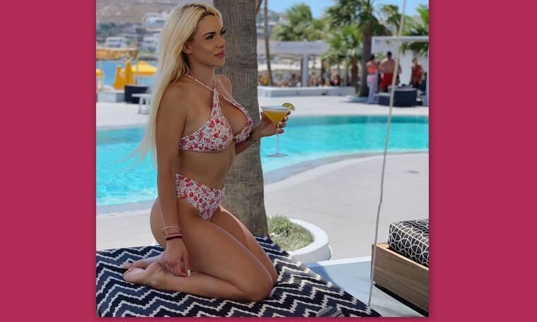 Στέλλα Μιζεράκη: Εσείς την έχετε δει πριν την πλαστική στο στήθος; (Photos)