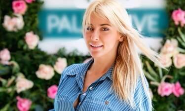 Μαρία Φραγκάκη: Ποζάρει με μπικίνι και... κολάζει (photos)