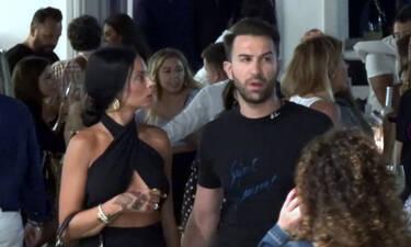 Δήμητρα Αλεξανδράκη: Η πρώτη εμφάνιση με τον σύντροφό της, μετά τις φήμες χωρισμού (video)
