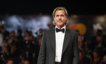 Το νέο tattoo του Brad Pitt μάλλον θέλει να δώσει κάποιο μήνυμα στην Angelina Jolie