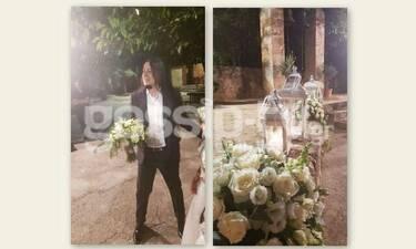 Γάμος Ευρυδίκης - Κατσιώνη: Η άφιξη του γαμπρού και ο στολισμός της εκκλησίας (exclusive pics&vid)