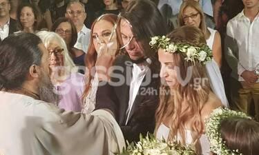 Γάμος Ευρυδίκης-Κατσιώνη: Δείτε τι έκανε ο πατέρας της τραγουδίστριας πριν την παραδώσει στον γαμπρό