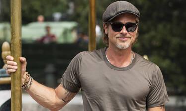 Ποιος Brad Pitt; Αυτός ο Έλληνας μάγεψε στο Φεστιβάλ Βενετίας