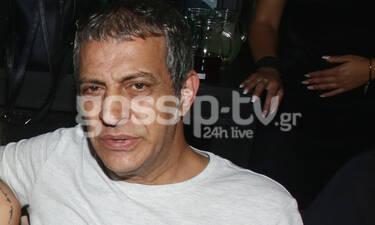 Θέμης Αδαμαντίδης: Περιγράφει τον ξυλοδαρμό του τον περασμένο Ιούλιο που τον έστειλε στο νοσοκομείο