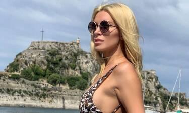 Κατερίνα Καινούργιου: Καλωσόρισε τον Σεπτέμβρη με την πιο σέξι φωτό (photos)