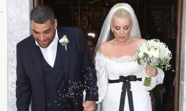 Ελισάβετ Μουτάφη-Μάνος Νιφλής: Επέτειος γάμου για το ζευγάρι - Οι τρυφερές αναρτήσεις στο Instagram