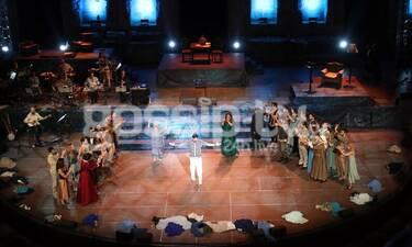 «Ανάμνηση Σμύρνης»: Μια συναυλία μνήμης & ελπίδας στο Ηρώδειο - Όλα όσα έγιναν (exclusive pics&vid)