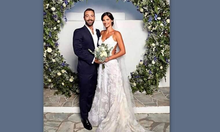 Τανιμανίδης – Μπόμπα: Το δημόσιο μήνυμα για την επέτειο του γάμου τους που τους συγκίνησε (Photos)