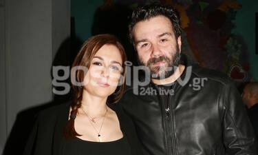 Τάσος Ιορδανίδης: Τον σκηνοθετεί η σύζυγός του Θάλεια Ματίκα - Πώς του φαίνεται; (photos)