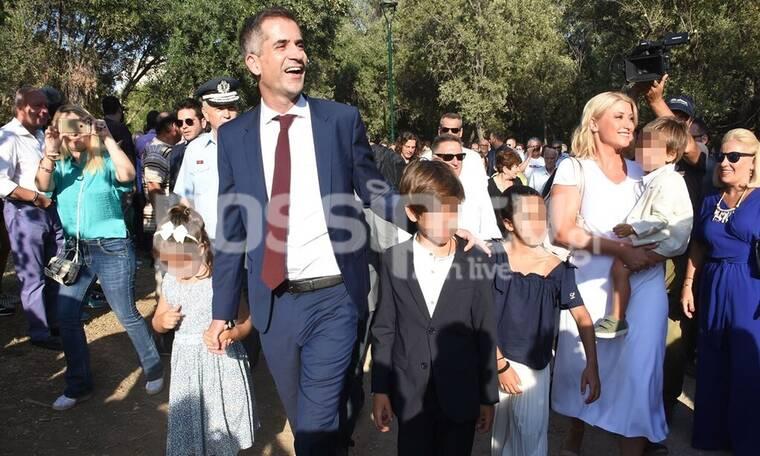 Μπακογιάννης-Κοσιώνη! Η ευτυχία τους δεν κρύβεται! Οι φωτό που το αποδεικνύουν (photos)