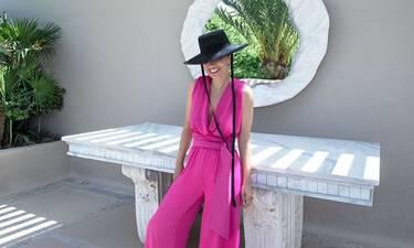 Μαρία Ηλιάκη: Φόρεσε το πιο must κομμάτι του φθινοπώρου και σίγουρα θα το ζηλέψεις! (Photos)