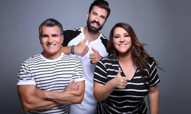 Μεσημέρι #YES: Δείτε πότε κάνουν πρεμιέρα Ζαρίφη – Σταματόπουλος – Γκότσης