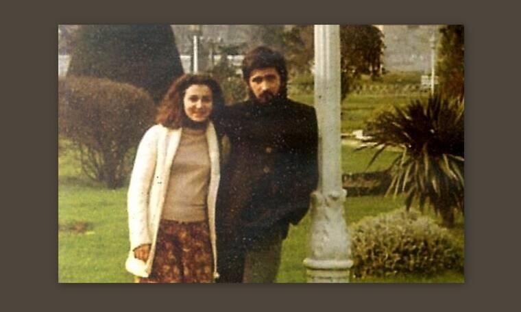 Άγνωστο φωτογραφικό υλικό από τη κοινή ζωή του Λαζόπουλου με τη σύζυγό του που έφυγε από τη ζωή