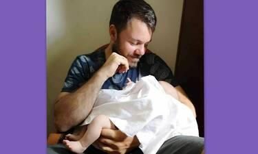 Ευτύχης Μπλέτσας: Θα δούμε την κορούλα του στην εκπομπή του - H ανακοίνωσή του (photos)