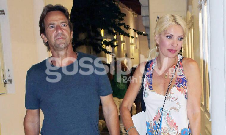 Μάκης Παντζόπουλος: Η φωτογραφία με την μικρή Μαρίνα που μας έφτιαξε τη διάθεση! (Photos)