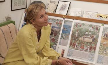 Μαρέβα Μητσοτάκη: Στη ΔΕΘ πιο κομψή και όμορφη από ποτέ