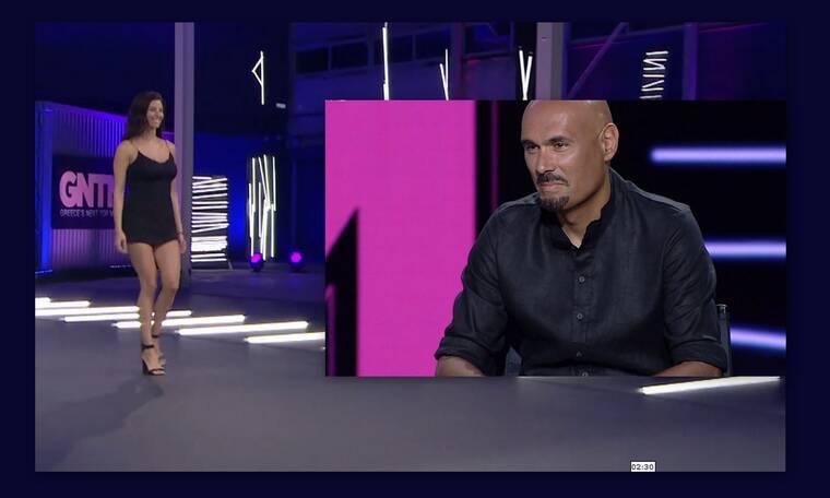 Η σύντροφος διάσημου Τούρκου ηθοποιού στο GNTM! Ο Σκουλός παραλίγο να μην την περάσει (vid)